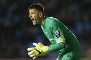 Angus Gunn aims to use his move to Southampton to reach England's Euro 2020 squad - and feels their goalkeeping coach can help him.