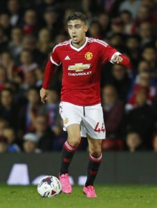 Brazil coach Tite has named Manchester United's Andreas Pereira for the first time in his latest Brazil squad.