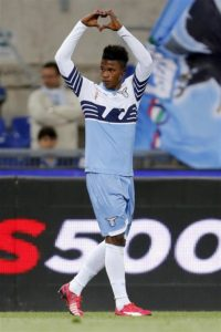 Inter new-boy Keita Balde Diao says he was happy to leave Monaco after just one season and return to Italy.