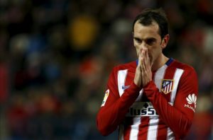 Atletico Madrid defender Diego Godin has revealed he turned down the chance to sign for Manchester United before the deadline.