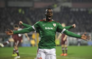 Inaki Williams says he is happy to play in whatever position Athletic Bilbao boss Eduardo Berizzo sees fit.