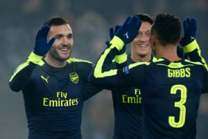 West Ham's latest signing Lucas Perez says he is relishing the prospect of getting started following his move from Arsenal.