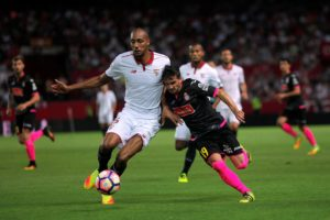 Sevilla boss Pablo Machin says he wants to hold onto Steven N'Zonzi and warns clubs they will have to pay big money to sign him.