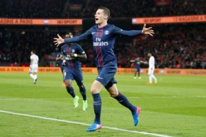 AC Milan are reportedly keen on doing a deal to sign Paris Saint-Germain attacking midfielder Julian Draxler.