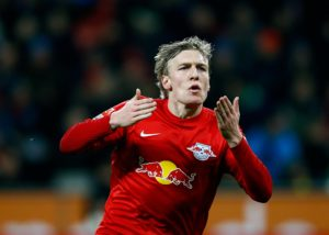 Emil Forsberg's adviser has suggested he could be set to sign a new deal at RB Leipzig.