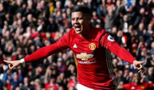 Marseille are reportedly keen on Manchester United full-back Marcos Rojo but they will face a fight for his signature.