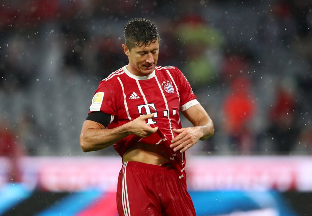 Bayern Munich president Uli Hoeness insists they could have got 150m euros for Robert Lewandowski but were never going to let him go.