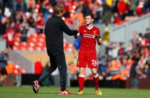 Liverpool are ready to offer defender Andy Robertson a lucrative new deal to ensure he stays at Anfield for the long-term.