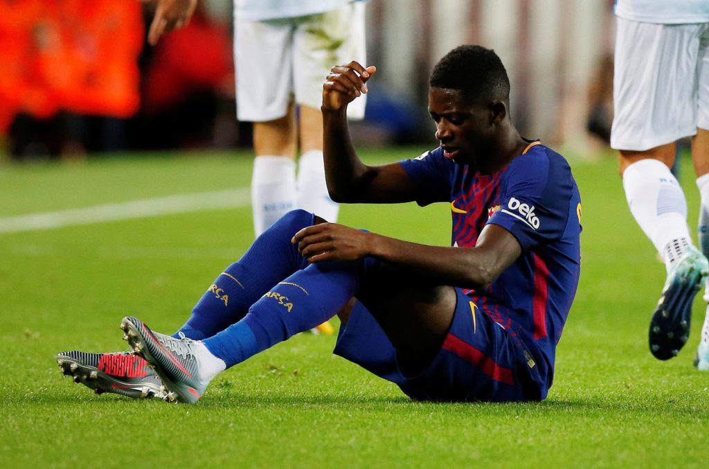PSG have reportedly confirmed their interest in signing Barcelona winger Ousmane Dembele, who could reunite with Thomas Tuchel.