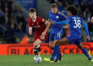 Liverpool starlet Ben Woodburn says he's looking forward to getting started at Sheffield United after signing a season-long loan deal.