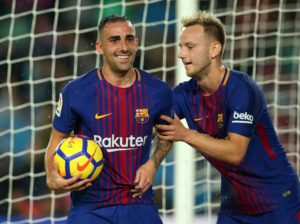 Borussia Dortmund are waiting to hear from Paco Alcacer after reportedly sealing a loan deal with Barcelona for the striker.