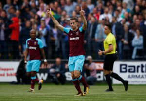 Toni Martinez believes he is ready to start making a big impact this season at West Ham.