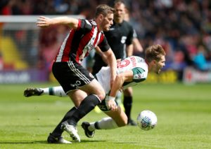 Sheffield United boss Chris Wilder says there is no chance of the club selling defender Jack O'Connell this summer.
