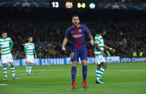 Borussia Dortmund have completed the signing of Barcelona striker Paco Alcacer on a season-long loan deal.