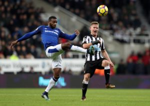 Gary Rowett has praised the 'strength, size and power' of Everton's Cuco Martina after signing the defender on a season-long loan deal.