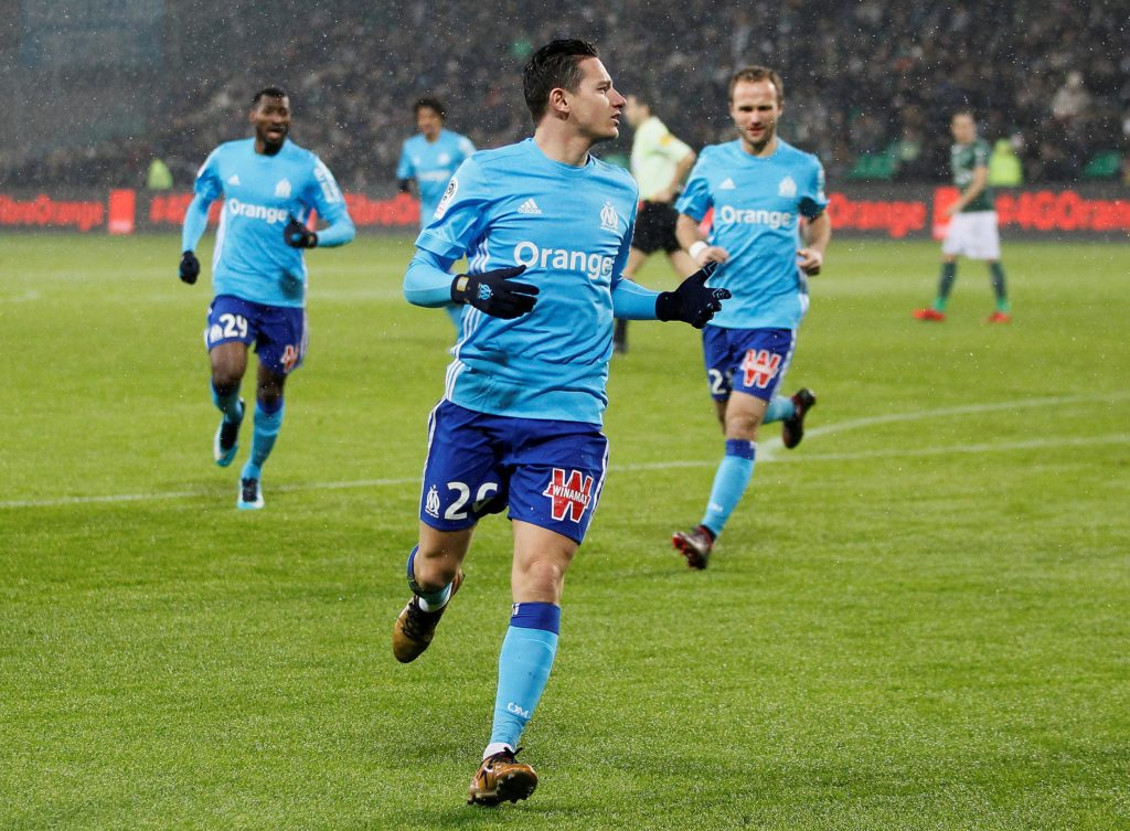 Marseille's Florian Thauvin admits it has been good to shake off the bad-boy persona that plagued his early career.