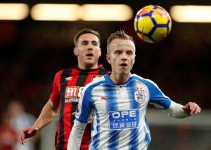 Florent Hadergjonaj is calling on Huddersfield to repeat last season's display at Manchester City when they meet on Sunday.