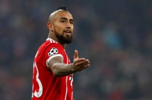 Arturo Vidal has paid tribute to Bayern Munich and thanked the German club for sanctioning his move to Barcelona.