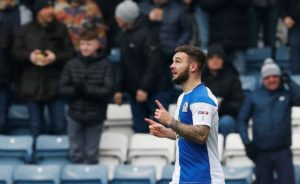 Blackburn Rovers have completed the permanent signing of former loan striker Adam Armstrong on a four-year deal.