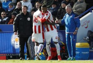 Stoke City manager Gary Rowett has confirmed there are no plans to loan out Tyrese Campbell this season.