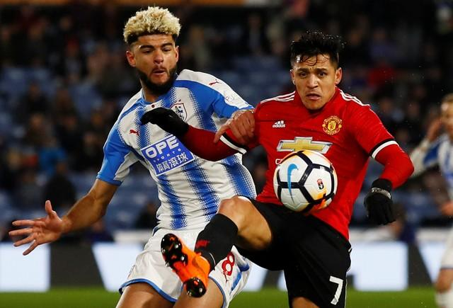 Phillip Billing admitted the Terriers were 'chasing shadows' in Sunday's 6-1 Premier League defeat to Man City at the Etihad Stadium.