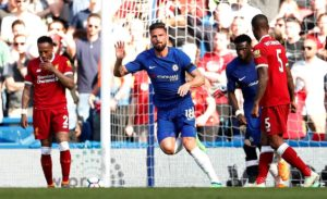 Chelsea forward Olivier Giroud has denied reports that claim he could be heading to Marseille before the end of the transfer window.