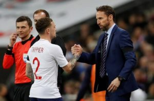 Tottenham defender Kieran Trippier wants to build on his outstanding World Cup and take his game to the next level with Spurs.