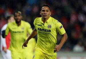 Striker Carlos Bacca has signed a permanent contract with Villarreal following his season-long loan spell from AC Milan last term.