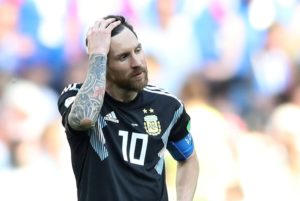 Argentina coach Lionel Scaloni claims he has not spoken to Lionel Messi about the future after omitting him from the national team.