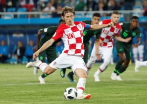 Inter Milan are reported to have made contact with Luka Modric regards a potential deal for the Real Madrid midfielder.