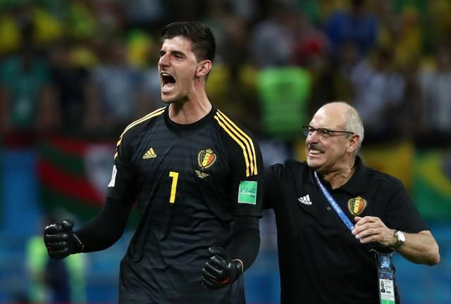 Real Madrid's new keeper Thibaut Courtois says he has realised a dream by making the move to the Santiago Bernabeu.