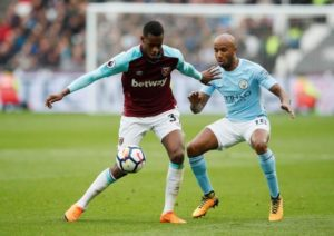 West Ham midfielder Edimilson Fernandes has joined Fiorentina on a season-long loan deal - with an option to sign him permanently.