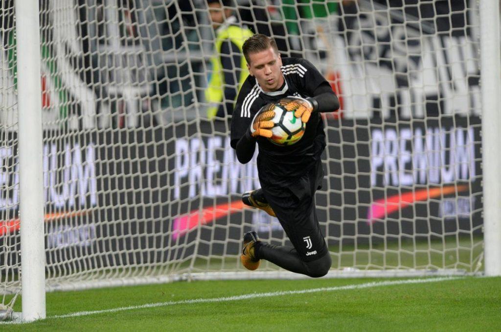 a7d7fe821 Juventus goalkeeper Wojciech Szczesny feels Cristiano Ronaldo has already  made an impact at the club and