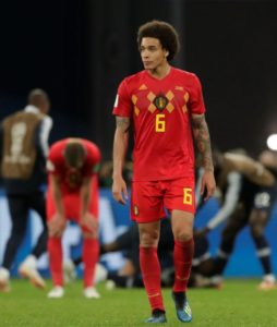 Borussia Dortmund have agreed a deal to sign Axel Witsel on a four-year contract from Chinese Super League club Tianjin Quanjian.