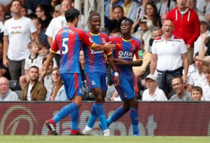 Roy Hodgson enjoyed his return to Craven Cottage as Crystal Palace began the new season with a fine 2-0 win at Fulham.
