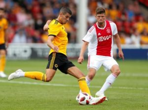 Gareth Southgate is keeping tabs on Conor Coady, who could be the first Wolves player called up by England since Matt Jarvis in 2011.