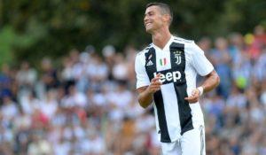 Lazio sporting director Igli Tare claims Cristiano Ronaldo's move to Juventus will boost Serie A, but warned he will find it difficult.