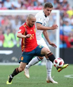 David Silva has revealed that it took him 'weeks' to come to a decision to retire from international football with Spain.
