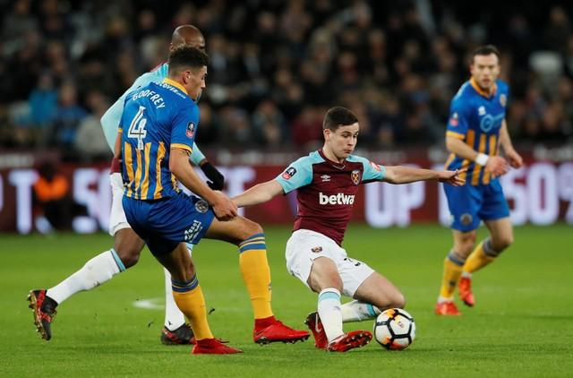 Josh Cullen says he is willing to spend the first half of the season out on loan in order to boost his chances of playing for West Ham.