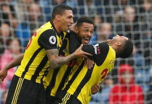 Watford striker Andre Gray scored against his former club as the Hornets secured a comfortable 3-1 victory at Burnley.