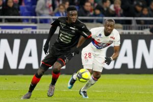 Ismaila Sarr insists he has no plans to leave Rennes before the close of the summer transfer window.
