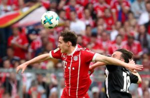Schalke are reportedly closing in on the signing of Bayern Munich midfielder Sebastian Rudy.