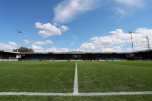 Scunthorpe's wait for a first home win of the season in Sky Bet League One ended at the fifth attempt courtesy of a 1-0 success against Shrewsbury.