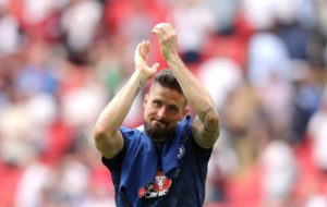 France striker Olivier Giroud is confident France can follow up their World Cup success by winning the European Championships in 2020.