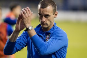 Oran Kearney insists he is right to aim high after swapping title-challenging Coleraine for struggling St Mirren.