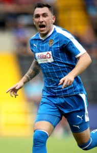 Nathan Thomas could return to action for Notts County against Crewe after more than a month out injured.