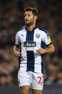 Wes Hoolahan could make his full debut for West Brom in Saturday's Championship clash against Millwall at The Hawthorns.