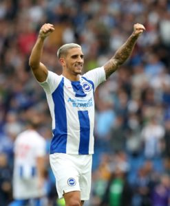 Brighton winger Anthony Knockaert believes he is starting to show his true talent in the Premier League following a battle with depression.