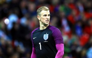 Burnley manager Sean Dyche feels Joe Hart is 'ready' for an England recall if Three Lions boss Gareth Southgate gives him the nod.