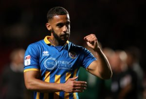 Shrewsbury are still seeking their first League One win of the season following a 1-1 draw with 10-man Bristol Rovers.